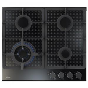 Встраиваемая газовая панель Fornelli PGA 60 Ardente BL